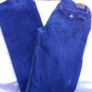 Juniors Levi 524 Jeans